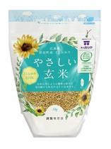 JGAP広島県君田町産 やさしい玄米 1kg